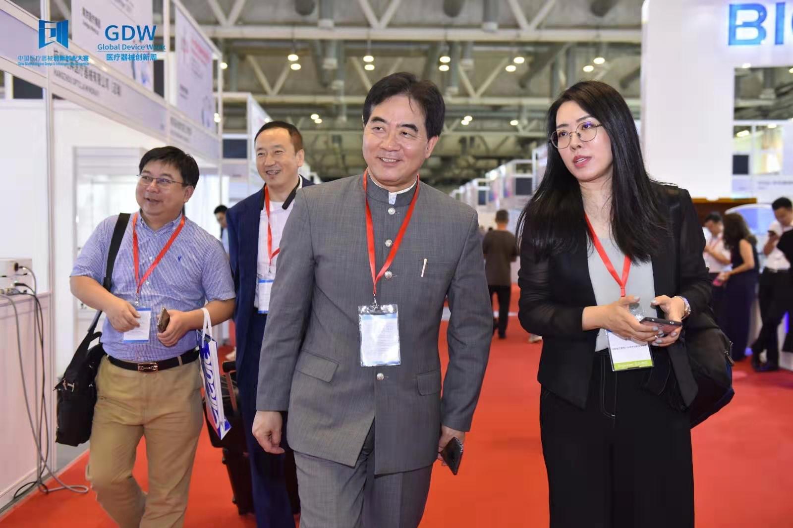 中国蘇州医療機器展示場